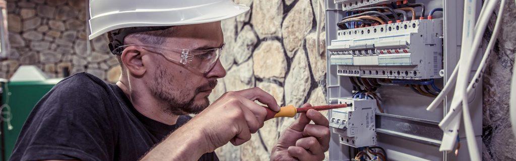Elektroinstallation - ATM Anlagentechnik Metzenroth